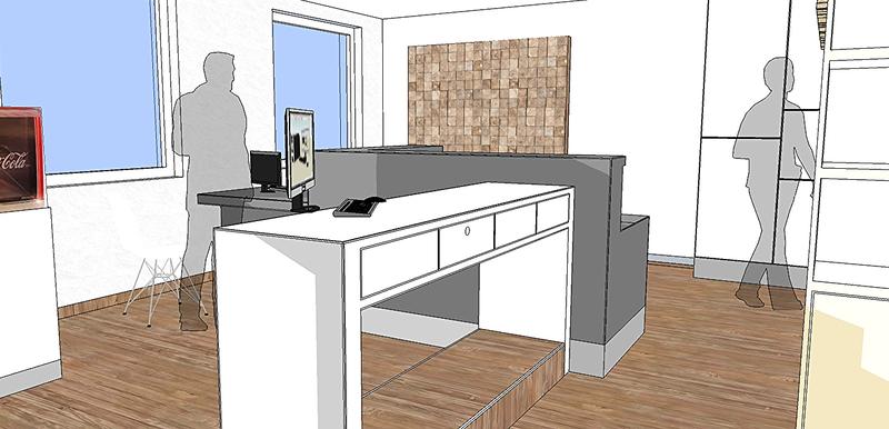 entwurf visualisierung gestaltung grundrisse m bel. Black Bedroom Furniture Sets. Home Design Ideas